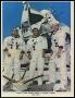 1969 Crew Signed Lithograph Apollo 12