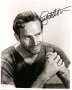 Charlton Heston signed 10x8