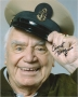 Ernest (Ernst) Borgnine hand signed 10x8 photo